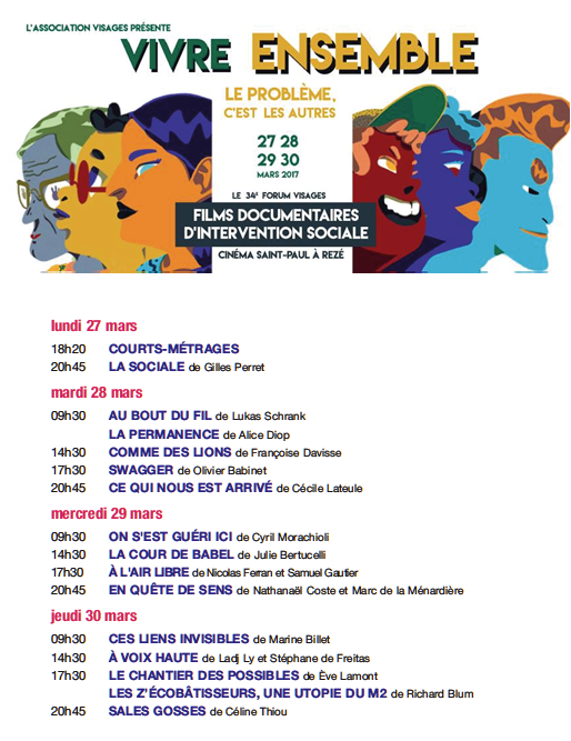 La programmation du Forum 2017 !
